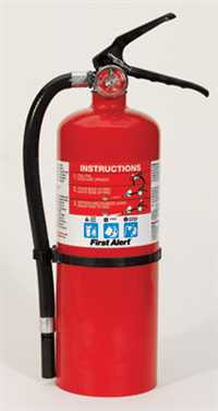 BPRO52A10,Fire Extinguishers,BRK Electronics / First Alert