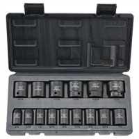 BUW1615S,Socket Sets,Blackhawk Hand Tools