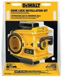 DD180004,Locks, Latches, Keys, Keying,Dewalt Industrial Tool Co., 7577