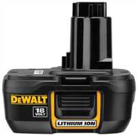 DDC9181,Batteries,Dewalt Industrial Tool Co.