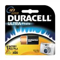 DDL123ABPK,Batteries,Duracell, Inc., 1120
