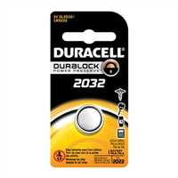 DDL2032BPK,Batteries,Duracell, Inc., 1120