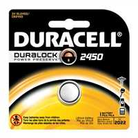 DDL2450BPK,Batteries,Duracell, Inc., 1120