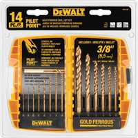DDW1169,Drill Bits,Dewalt Industrial Tool Co.