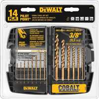 DDW1263,Drill Bits,Dewalt Industrial Tool Co., 7577