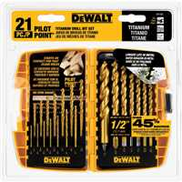 DDW1361,Drill Bits,Dewalt Industrial Tool Co.