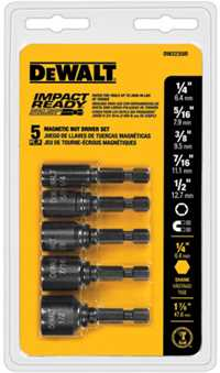 DDW2235IR,Nut Drivers,Dewalt Industrial Tool Co.