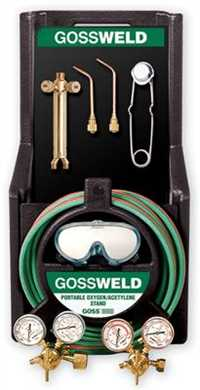 GKA725M12P,Torch Kits,Goss Inc.