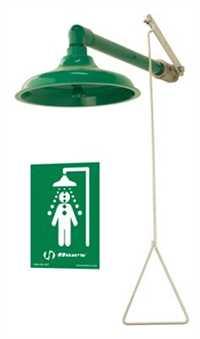 H8130,Drench Showers,Haws Corporation, 1613