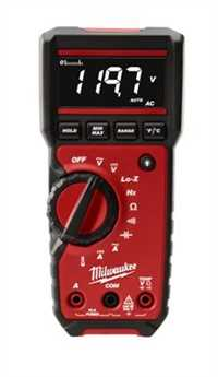 M221720,Voltage Meters,Milwaukee Electric Tool Corp.