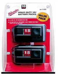 M48112232,Battery Packs & Chargers,Milwaukee Electric Tool Corp.