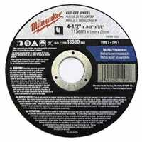M49944500,Grinding & Cut-off Wheels,Milwaukee Electric Tool Corp.