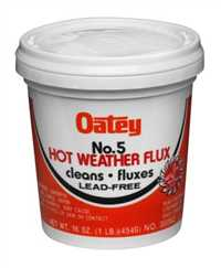 O30062,Flux,Oatey Co, 139