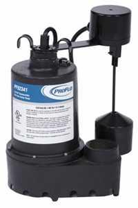 PF92341,Sump Pumps,Proflo, 5462