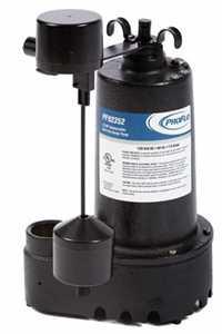 PF92352,Sump Pumps,Proflo, 5462