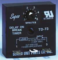 STD73,Relays,Supco / Sealed Unit Parts Co., Inc.