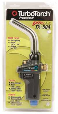 TTX504,Torches,Victor Turbo Torch, 1334