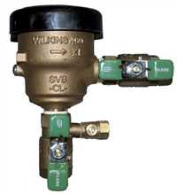 W460XLD,BFP Vacuum Breakers,Wilkins Regulator